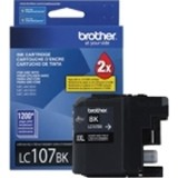 LC107Bk   Super High Yield Brother 1,200 Pages - Product Image