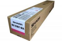 MX61NTMA .MAGENTA TONER  SHARP    24k - Product Image