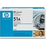 Q7551A Black Toner  Low Yield - Product Image