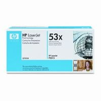 Q7553X Black Toner High Yield Genuine H - Product Image