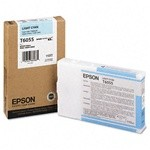 T605500     Epson Light Cyan  110 ML - Product Image