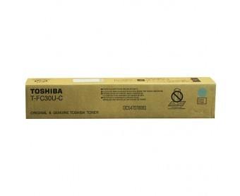 TFC30UC    Toshiba CYAN Toner  33.6k - Product Image
