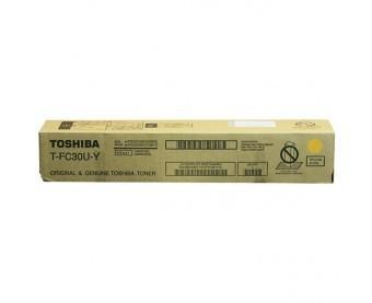 TFC30UY   Toshiba YELLOW Toner  33.6k - Product Image