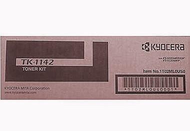 TK-1142 Kyocera Black Toner 7.2k - Product Image