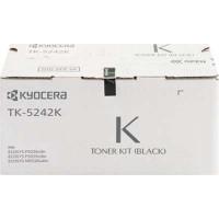 TK-5242K...TK5242K ...Kyocera BLACK TONER ..  Page Yield: 4,000  - Product Image