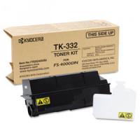 TK322  KYOCERA  Black Toner   15k - Product Image
