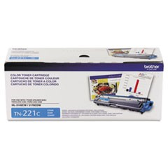 TN221C    Brother Cyan Toner   1.4K - Product Image