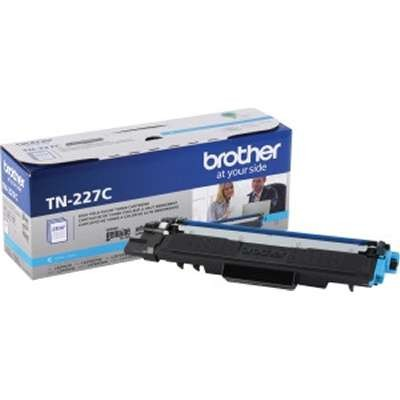 TN227C      Brother CYAN Toner   2.3k - Product Image