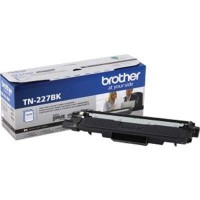 TN227K     Brother High Yield Black Toner 3k - Product Image