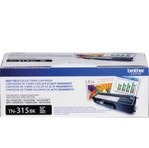 TN315BK, TN-315BK..BROTHER High Yield BLACK TONER ....Page Yield 6000 - Product Image