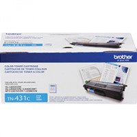 TN431C   Brother CYAN Toner Standard Yield  1.8 K - Product Image