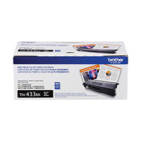 TN433BK   Brother Black Toner High Yield 4.5k - Product Image