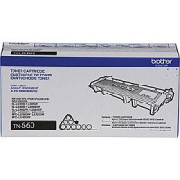 TN660    Brother Black Toner   2.65k - Product Image