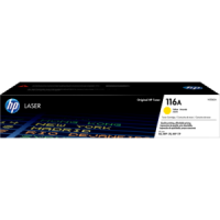 W2062A, HP 116A  Yellow Toner  700 Pgs - Product Image