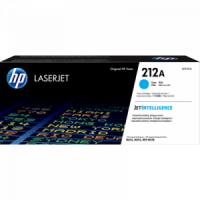 W2121A CYAN Toner Page Yield 4500   212A - Product Image